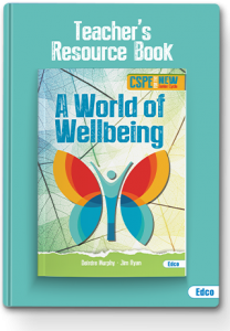 A World of Wellbeing Teacher's Resource Book Cover 320px