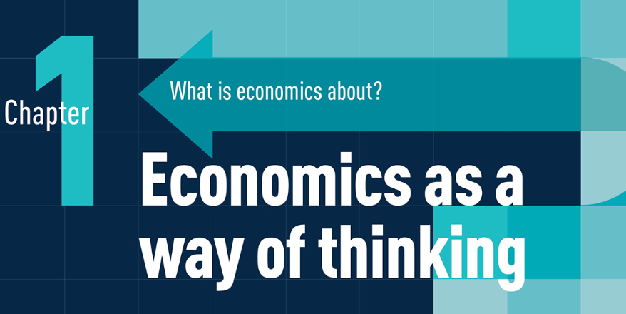 positive economics chapter 1 economics as a way of thinking digital resources edco economics leaving certificate